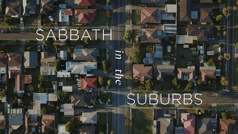 Sabbath in the Suburbs — Gainesville First UMC